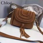 Chloe 03 名媛必備潮流時尚新款hudson獨家典藏版磨砂皮斜背包