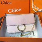 Chloe 02-03 潮流時尚最新高圓圓同款牛皮女士斜背包