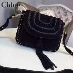 Chloe 03-03 名媛必備潮流時尚新款hudson獨家典藏版磨砂皮斜背包