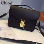Chloe 2217-04 名媛必備潮流時尚新款牛皮女士郵差包