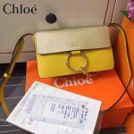 Chloe 02-01 潮流時尚最新高圓圓同款牛皮女士斜背包
