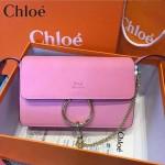 Chloe 02-02 潮流時尚最新高圓圓同款牛皮女士斜背包