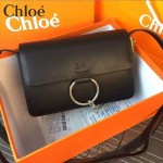 Chloe 02-09 潮流時尚最新高圓圓同款牛皮女士斜背包