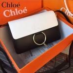 Chloe 02-07 潮流時尚最新高圓圓同款牛皮女士斜背包