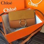 Chloe 02-04 潮流時尚最新高圓圓同款牛皮女士斜背包