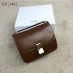 Celine 11042-035 專櫃新款歐美潮流經典原版皮女士復古包