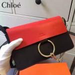 Chloe 02 潮流時尚最新高圓圓同款牛皮女士斜背包