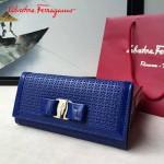 Ferragamo SF-22B876-03 專櫃最新淑女款原版進口荷蘭牛皮錢包