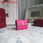 Ferragamo KB-224639-08 歐美時尚新款原版進口牛皮小號法式錢包