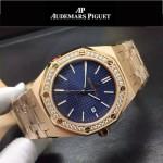 AP-081-01 新款皇家橡樹離岸形系列瑞士2813機芯帶夜光表盤運動款手表