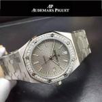 AP-081-05 新款皇家橡樹離岸形系列瑞士2813機芯帶夜光表盤運動款手表