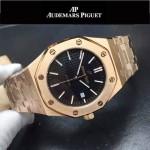 AP-081-012 新款皇家橡樹離岸形系列瑞士2813機芯帶夜光表盤運動款手表