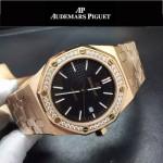 AP-081-08 新款皇家橡樹離岸形系列瑞士2813機芯帶夜光表盤運動款手表