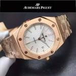AP-081-013 新款皇家橡樹離岸形系列瑞士2813機芯帶夜光表盤運動款手表