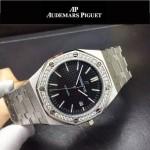 AP-081-03 新款皇家橡樹離岸形系列瑞士2813機芯帶夜光表盤運動款手表