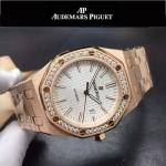 AP-081-07 新款皇家橡樹離岸形系列瑞士2813機芯帶夜光表盤運動款手表
