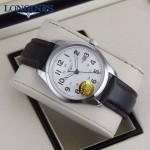 Longines-94-07 浪琴名匠系列瑞士2424機芯男士腕表