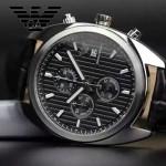 ARMANI-197 潮流時尚新款AR5912原裝進口石英機芯男士腕表