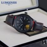 Longines-94-01 浪琴名匠系列瑞士2424機芯男士腕表