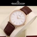 JAEGER-044-02 積家超薄8.5毫米超薄大師系列紀念腕表