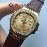 PATEK PHILIPPE-0139-02 經典新款Nautilus系列瑞士Cal.324 S C機芯男表