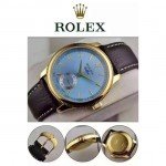 ROLEX-049-04 勞力士28800每小時振蕩次數瑞士ETA2824動力儲備36小時切利尼腕表