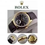ROLEX-049-02 勞力士28800每小時振蕩次數瑞士ETA2824動力儲備36小時切利尼腕表