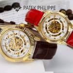 PATEK PHILIPPE-0138-06 時尚新款進口瑞士8N24全自動機械機芯情侶款