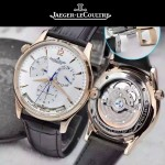JAEGER-045-02 積家Master Geographic地理學家大師系列瑞士機芯腕表