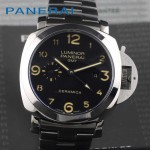 PN1200 沛納海瑞士全自動機械藍寶石玻璃24小時功能男表