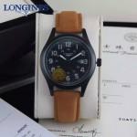 Longines-94-02 浪琴名匠系列瑞士2424機芯男士腕表