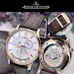 JAEGER-045 積家Master Geographic地理學家大師系列瑞士機芯腕表