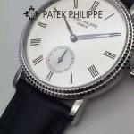 PATEK PHILIPPE-0136 古典系列進口瑞士Cal.215PS機芯男士腕表