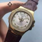 PATEK PHILIPPE-0139-04 經典新款Nautilus系列瑞士Cal.324 S C機芯男表