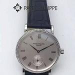PATEK PHILIPPE-0136-03 古典系列進口瑞士Cal.215PS機芯男士腕表