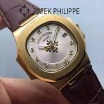 PATEK PHILIPPE-0139-01 經典新款Nautilus系列瑞士Cal.324 S C機芯男表