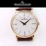 JAEGER-044-05 積家超薄8.5毫米超薄大師系列紀念腕表