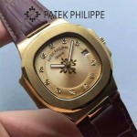 PATEK PHILIPPE-0139-05 經典新款Nautilus系列瑞士Cal.324 S C機芯男表
