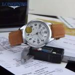 Longines-94-04 浪琴名匠系列瑞士2424機芯男士腕表
