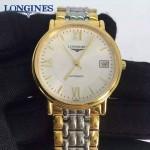Longines-95 浪琴瑰麗系列原裝進口瑞士9015全自動機械機芯男表