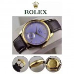 ROLEX-049 勞力士28800每小時振蕩次數瑞士ETA2824動力儲備36小時切利尼腕表