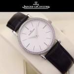 JAEGER-044 積家超薄8.5毫米超薄大師系列紀念腕表