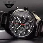ARMANI-197-07 潮流時尚新款AR5912原裝進口石英機芯男士腕表