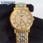 Longines-95-02 浪琴瑰麗系列原裝進口瑞士9015全自動機械機芯男表