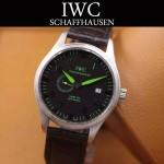 IWC-071-08 萬國馬克系列瑞士ETA2824-9點位機芯男士腕表