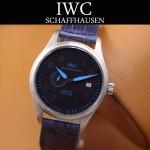 IWC-071-04 萬國馬克系列瑞士ETA2824-9點位機芯男士腕表