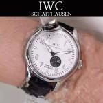 IWC-072-03 萬國新版飛行員馬克系列進口瑞士自動機械機芯腕表