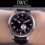 IWC-072 萬國新版飛行員馬克系列進口瑞士自動機械機芯腕表