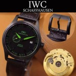 IWC-071-02 萬國馬克系列瑞士ETA2824-9點位機芯男士腕表