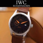 IWC-071-07 萬國馬克系列瑞士ETA2824-9點位機芯男士腕表
